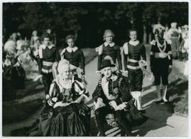 Två konungar : Romantiserad skildring från Gustaf III:s och Bellmans dagar - image 104