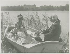 Två konungar : Romantiserad skildring från Gustaf III:s och Bellmans dagar - image 73