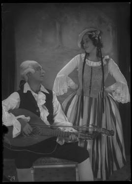 Ulla, min Ulla... : Ett sångspel kring Carl Michael Bellman - image 131