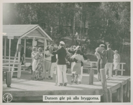 Brokiga Blad : Parodisk tidskrift. Motto: God dag, yxskaft - image 84