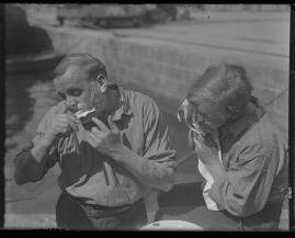 Skepparkärlek : En hamnhistoria om gungande gastar - sjungande skeppare - snoppade smugglare - carnegie och kärlek - image 123