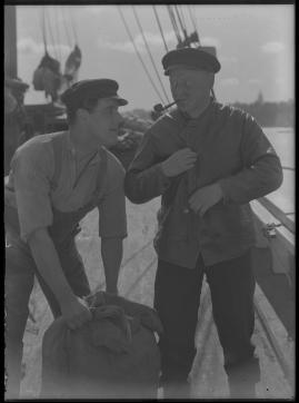 Skepparkärlek : En hamnhistoria om gungande gastar - sjungande skeppare - snoppade smugglare - carnegie och kärlek - image 15