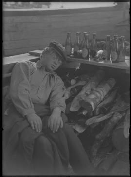 Skepparkärlek : En hamnhistoria om gungande gastar - sjungande skeppare - snoppade smugglare - carnegie och kärlek - image 133