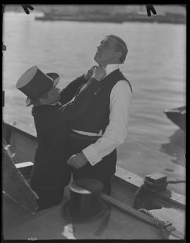 Skepparkärlek : En hamnhistoria om gungande gastar - sjungande skeppare - snoppade smugglare - carnegie och kärlek - image 38