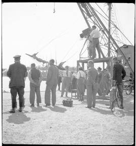 Skepparkärlek : En hamnhistoria om gungande gastar - sjungande skeppare - snoppade smugglare - carnegie och kärlek - image 140