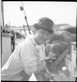 Skepparkärlek : En hamnhistoria om gungande gastar - sjungande skeppare - snoppade smugglare - carnegie och kärlek - image 29