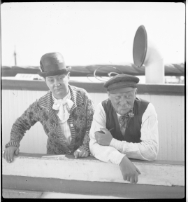 Skepparkärlek : En hamnhistoria om gungande gastar - sjungande skeppare - snoppade smugglare - carnegie och kärlek - image 141