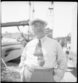 Skepparkärlek : En hamnhistoria om gungande gastar - sjungande skeppare - snoppade smugglare - carnegie och kärlek - image 142