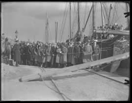 Skepparkärlek : En hamnhistoria om gungande gastar - sjungande skeppare - snoppade smugglare - carnegie och kärlek - image 113