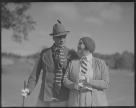 Två man om en änka - image 41