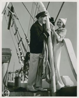 Styrman Karlssons flammor : En sjömans äventyr till lands och vatten - image 168