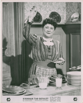 Kvinnan tar befälet - image 22