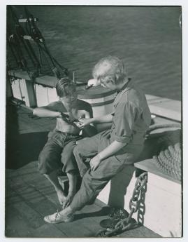 Kajan går till sjöss - image 139