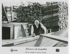 Saltstänk och krutgubbar : Liv och leverne i skärgården enligt Albert Engström - image 20