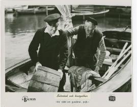 Saltstänk och krutgubbar : Liv och leverne i skärgården enligt Albert Engström - image 24