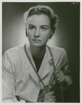 Kvinna i vitt - image 46