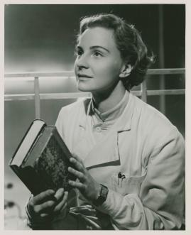 Kvinna i vitt - image 84