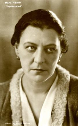 Märta Halldén - image 1