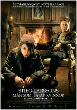 The Girl with the Dragon Tattoo - image 1