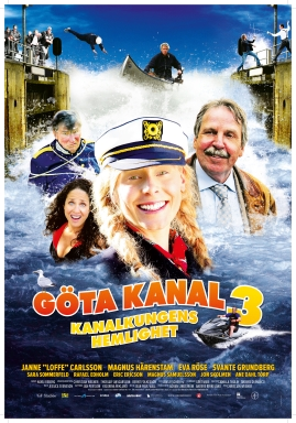 Göta Kanal - The Secret of the Canal King - image 1