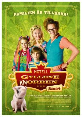 The Golden Piglet Hotel