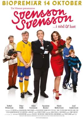 Svensson Svensson ... i nöd & lust