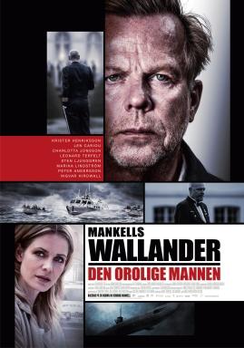 Wallander - den orolige mannen - image 1