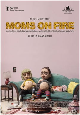 Moms on Fire - image 1