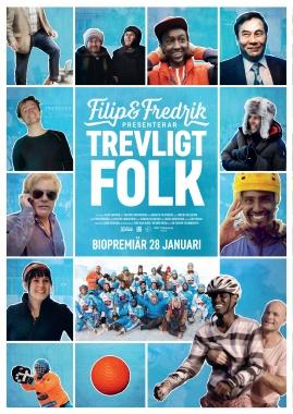 Filip & Fredrik presenterar Trevligt folk - image 2