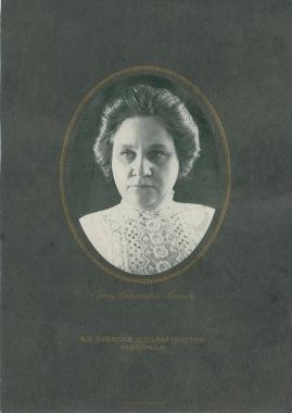 Jenny Tschernichin-Larsson - image 1