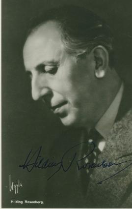Hilding Rosenberg