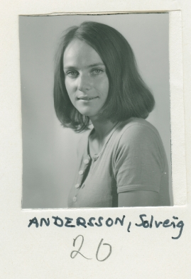 Solveig Andersson - image 1