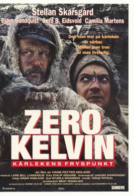 Zero Kelvin : Kärlekens fryspunkt