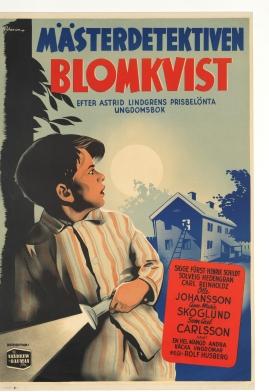 Mästerdetektiven Blomkvist - image 1