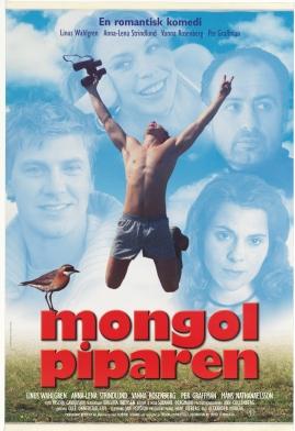 Mongolpiparen : En berättelse om kärlek, magi och fåglar