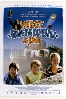 Percy, Buffalo Bill och jag