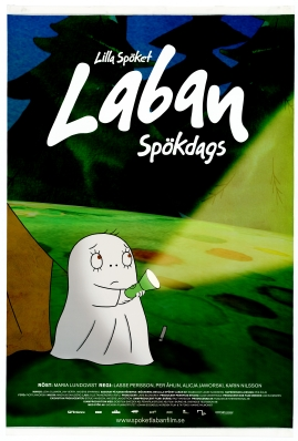 Laban the Little Ghost - Spooky Time