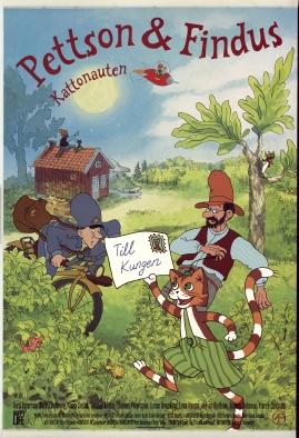 Pettson & Findus - Kattonauten - image 1