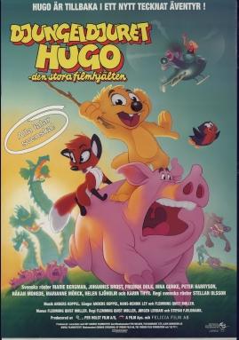 Djungeldjuret Hugo - den stora filmhjälten - image 2