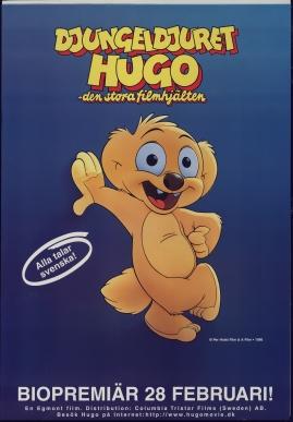 Djungeldjuret Hugo - den stora filmhjälten - image 1