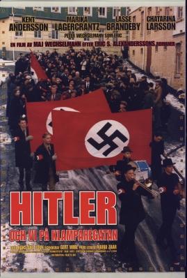 Hitler och vi på Klamparegatan