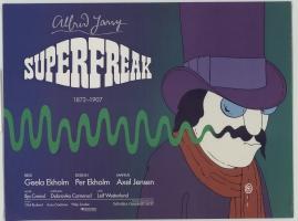 Alfred Jarry - superfreak