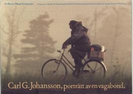 Carl G. Johansson, porträtt av en vagabond