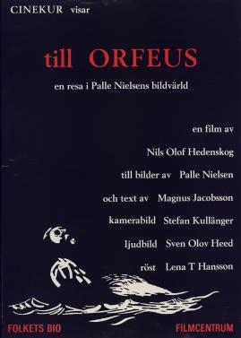 Till Orfeus : En resa i Palle Nielsens bildvärld i fem akter - image 1