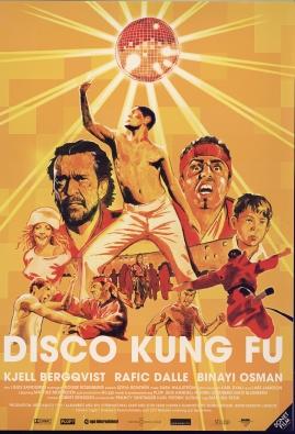 Disco kung-fu
