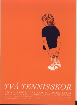 Två tennisskor