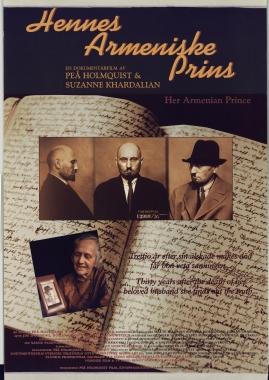 Hennes armeniske prins - image 1