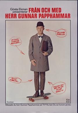 Från och med Herr Gunnar Papphammar - image 1