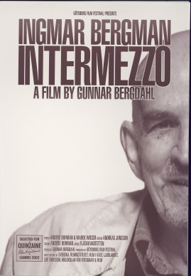Ingmar Bergman; Intermezzo
