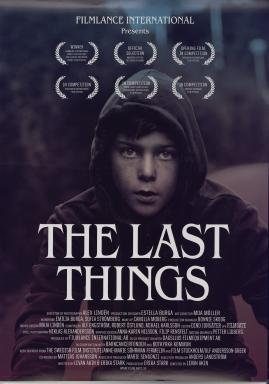 De sista sakerna